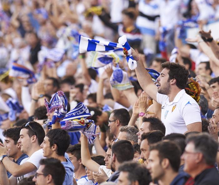 El Real Zaragoza pierde ante el Córdoba y no despeja dudas