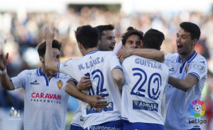 Tiembla Alavés, el Real Zaragoza va crecido