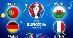 Las semifinales de la Euro en clave de apuestas