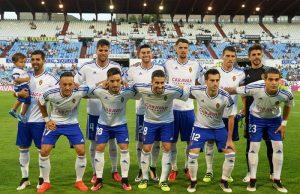 El Real Zaragoza descorcha la temporada frente al UCAM Murcia