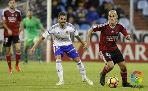 Agné puede tener el estreno del siglo en el Real Zaragoza