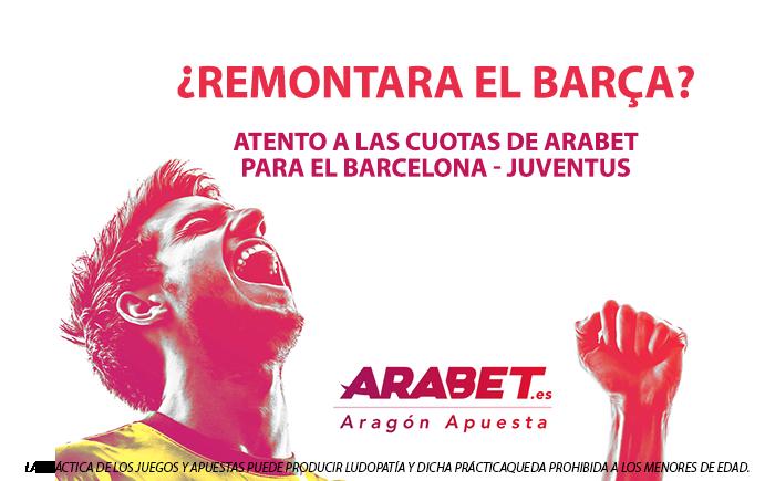 ¿Cuánto puedes ganar si remonta el Barça?