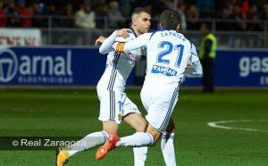 Arabet regala entradas para ver el Real Zaragoza – Rayo Vallecano