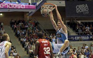 Arabet regala entradas para ver el Basket Zaragoza – Mombus Obradoiro