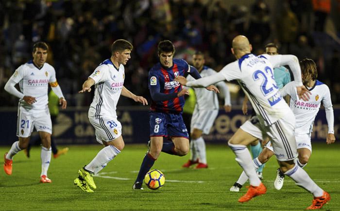 Arabet regala entradas para ver el Real Zaragoza – SD Huesca