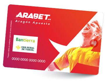 Tarjeta ARABET, Aragón Apuesta