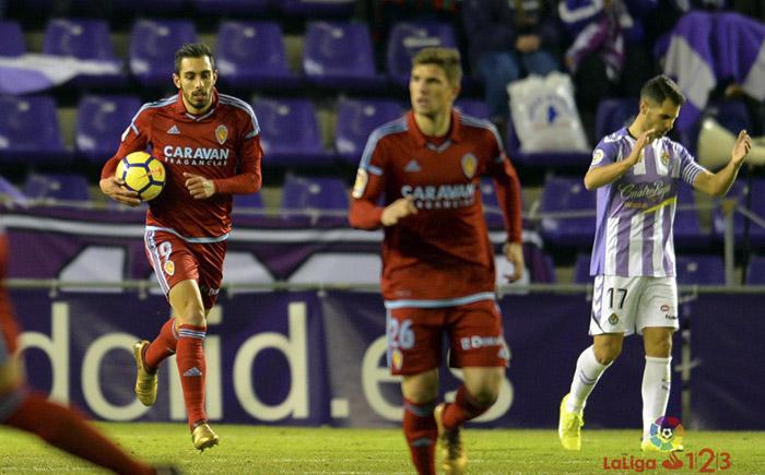 Arabet regala entradas para ver el Real Zaragoza – Valladolid