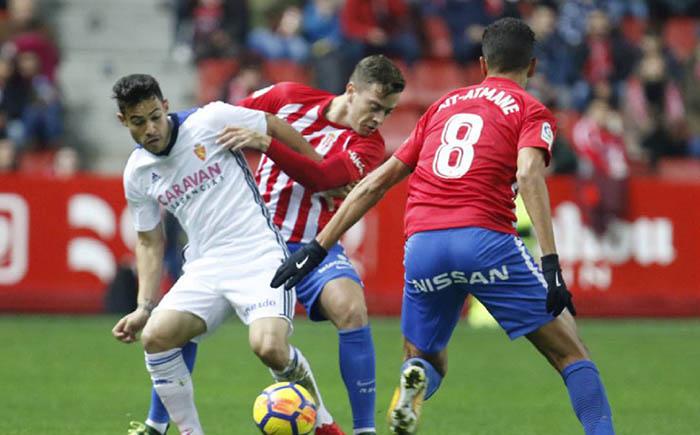 Arabet regala entradas para ver el Real Zaragoza – Sporting