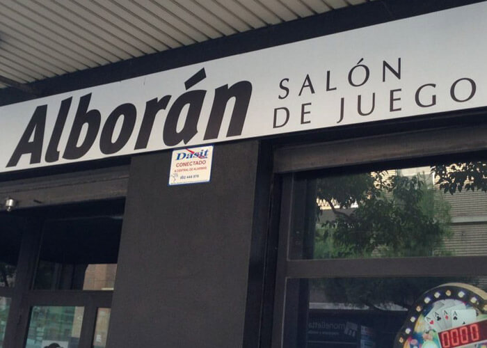 Alboran, Locales Arabet