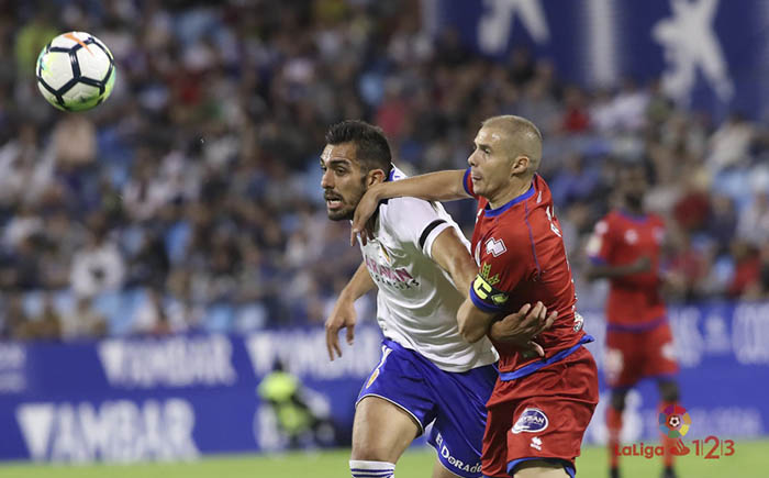 Arabet regala entradas para ver el partido de 'play off' del Real Zaragoza contra el Numancia en La Romareda