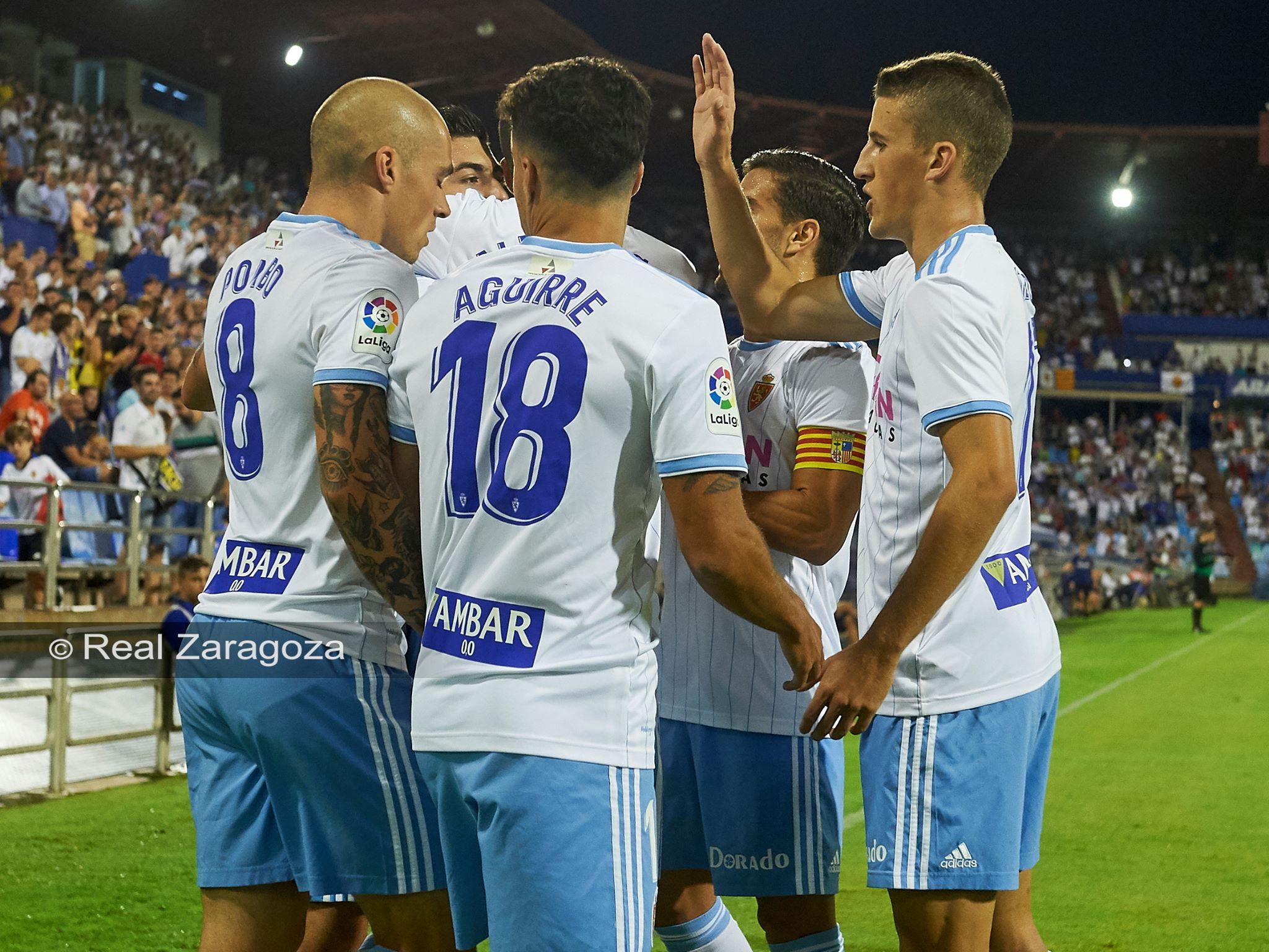 Arabet regala entradas para ver el Real Zaragoza – Lugo en La Romareda