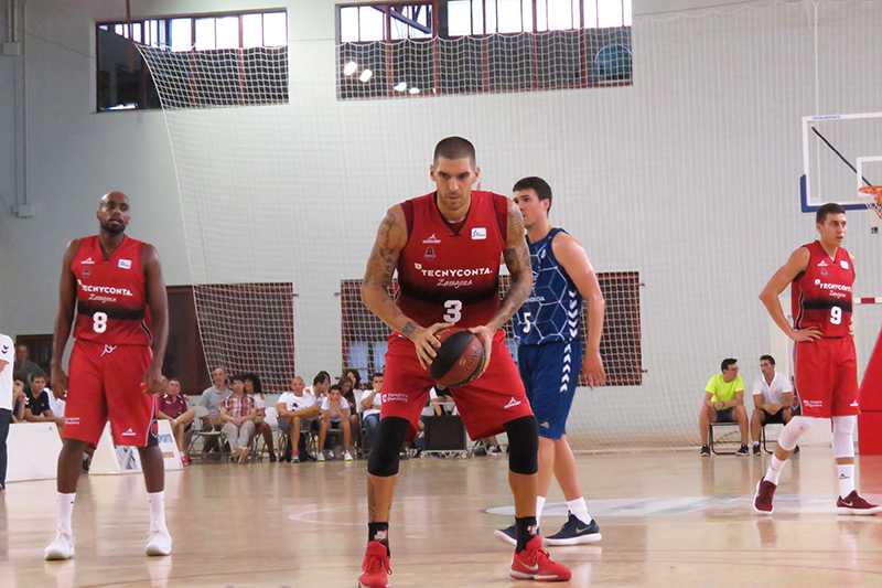 Arabet regala entradas para ver la presentación del Basket Zaragoza contra el Alba Berlín