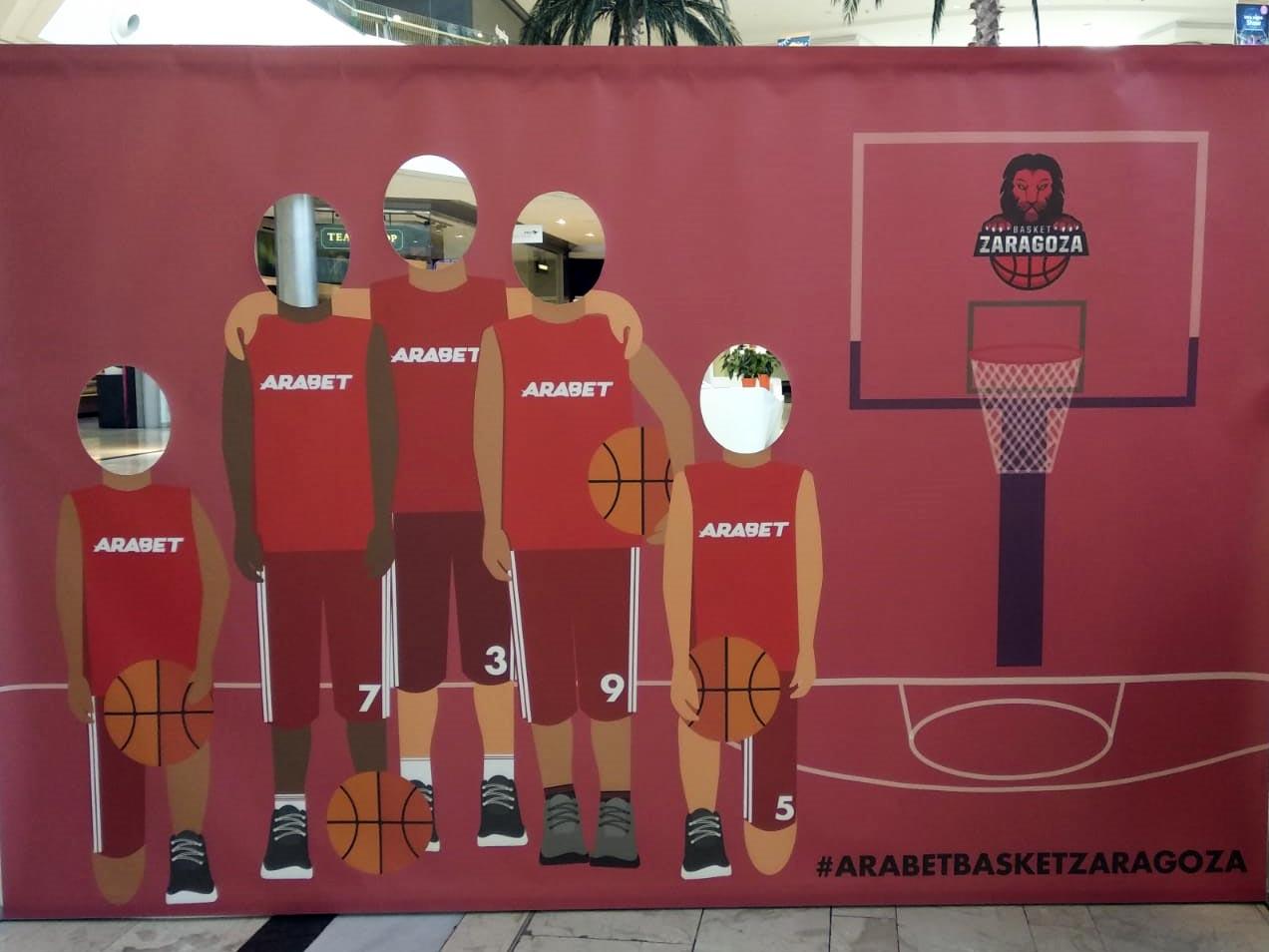 ¿Quieres ganar una camiseta oficial del Basket Zaragoza?