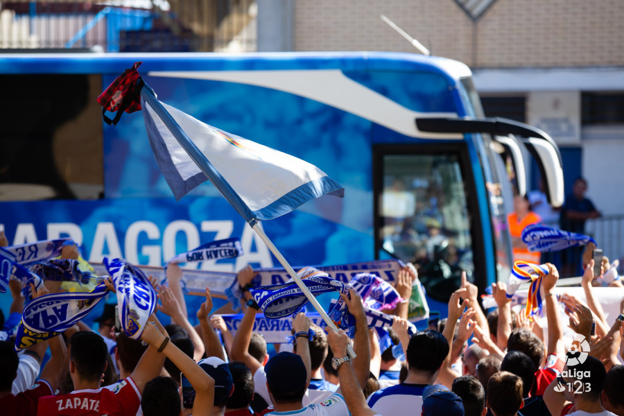 Arabet te regala entradas para ver el Real Zaragoza – Tenerife en La Romareda