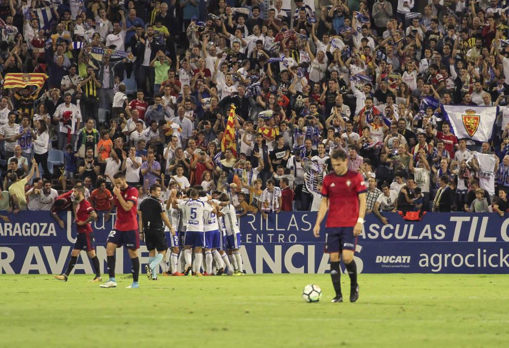 Arabet te regala entradas para ver el Real Zaragoza – Osauna en La Romareda