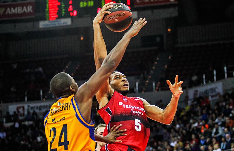 Arabet regala entradas para ver el partido del Basket Zaragoza contra el UCAM Murcia