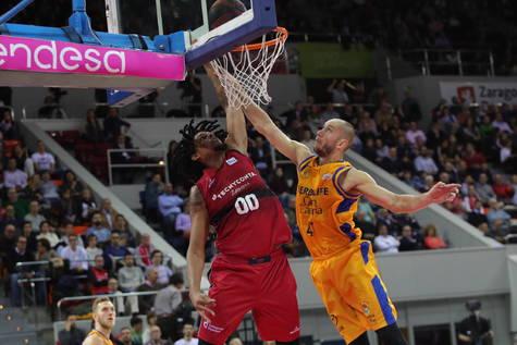 Arabet regala entradas para ver el partido del Basket Zaragoza contra el Breogán
