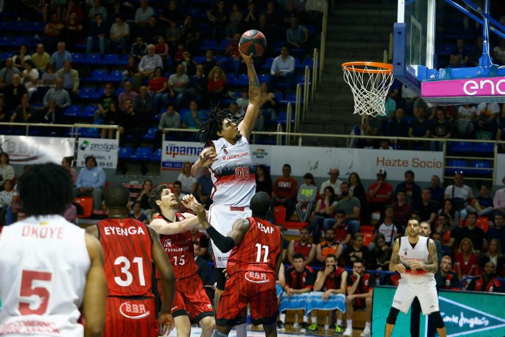 Arabet regala entradas para ver el partido del Basket Zaragoza contra el Real Madrid