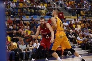 Arabet regala entradas para ver el partido del Basket Zaragoza contra el Manresa