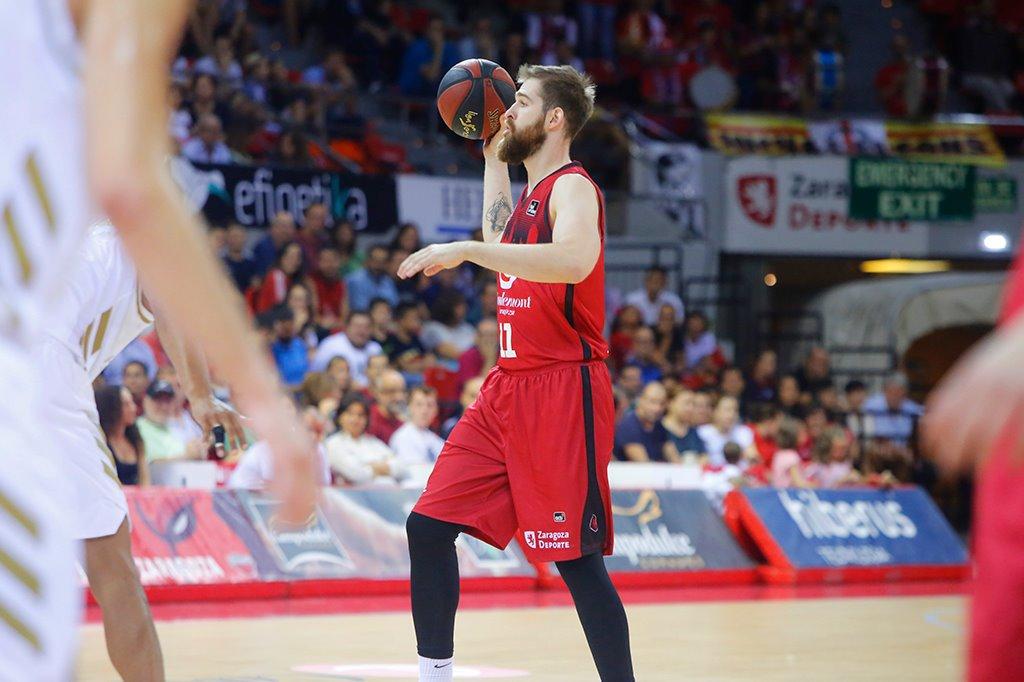 Arabet regala entradas para ver el partido del Basket Zaragoza contra el Falco Szombathely