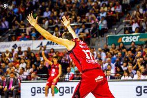 Arabet regala entradas para ver el partido del Basket Zaragoza contra el Barcelona
